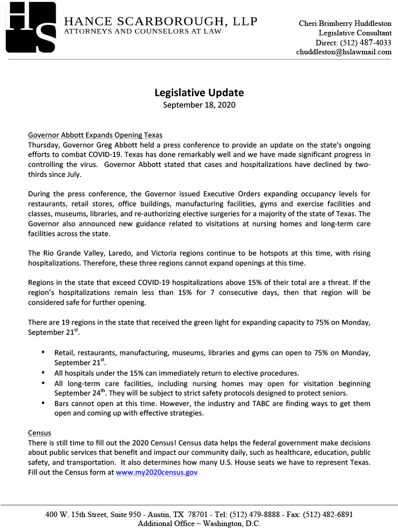 Legislative-Update September-1a