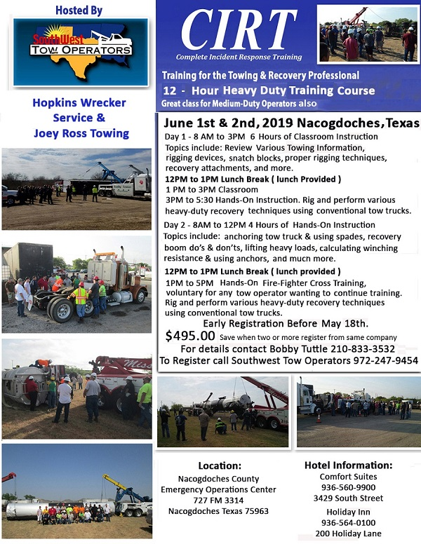 resizeNacogdoches CIRT heavy Duty Training  June 1st and 2nd 2019 - Copy
